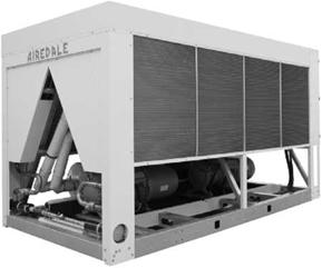 CHILLERS AND AIR COOLING PACKAGES